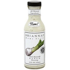 Brianna's Homestyle DressingButtermilk Ranch (6x12Oz)