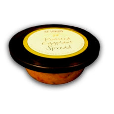 Mt Vikos Roasted Eggplant Spread (6x7.3Oz)