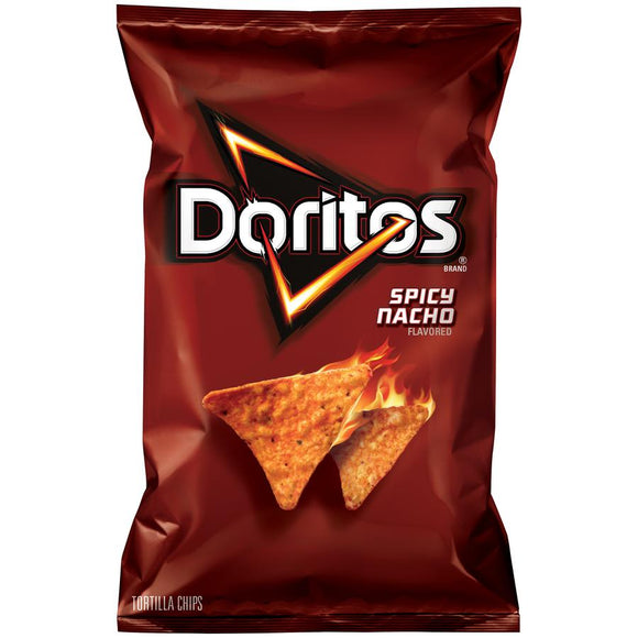 Doritos Spicy Nacho - Earth's Basket
