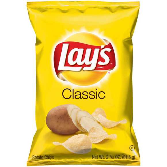 Lays Classic - Earth's Basket