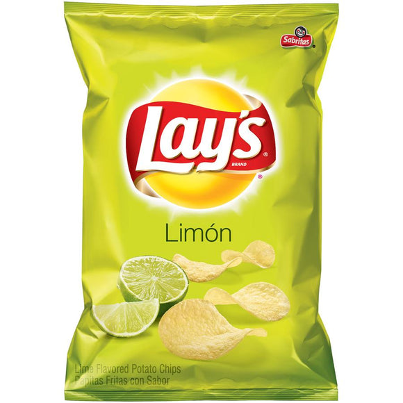 Lays Chips Limon - Earth's Basket