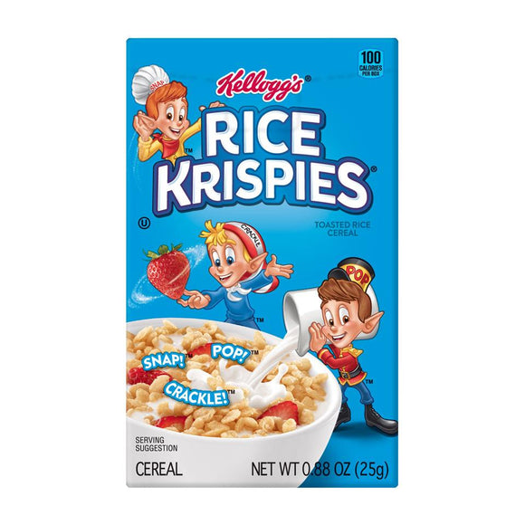 Kellog's Cereal -- Rice Krispies - Earth's Basket