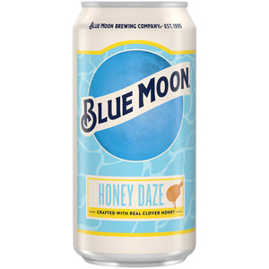 Blue Moon® Honey Daze Beer 12 fl. oz. Can