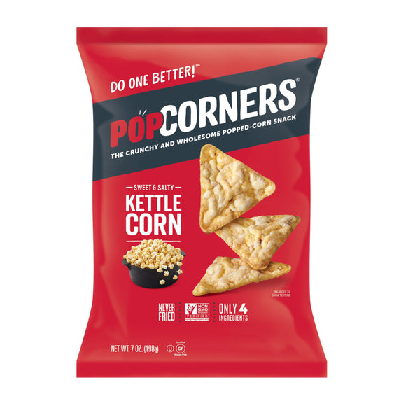 PopCorners Sweet & Salty Kettle Corn 7 Oz