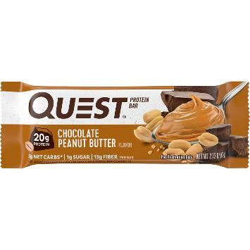 Quest Bar - 6 Pack - Chocolate Peanut Butter - Earth's Basket