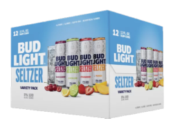 Bud Light Seltzer Variety Pack - Earth's Basket