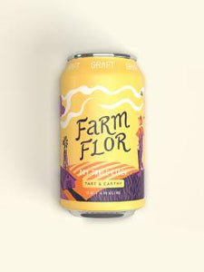 Graft Cider Farm Flor 4x 12oz Cans - Earth's Basket