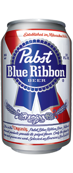 Pabst Blue Ribbon - Earth's Basket