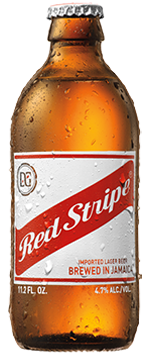 Red Stripe Jamaican Beer - Earth's Basket