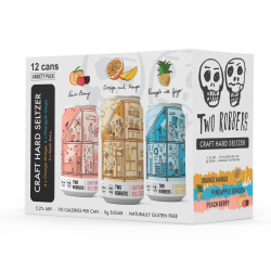 Two Robbers Hard Seltzer Variety Pack