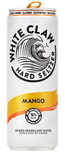 White Claw Mango Hard Seltzer - Earth's Basket