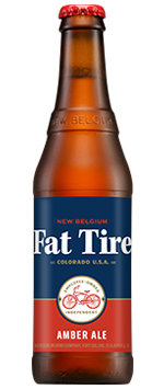 New Belgium Fat Tire Amber Ale - Earth's Basket