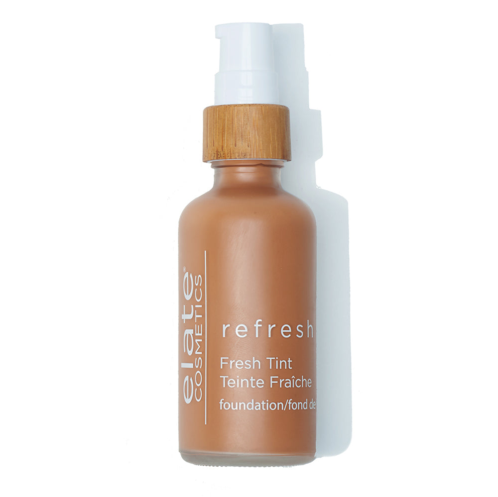 elate cosmetics refresh lightweight foundation in RW6