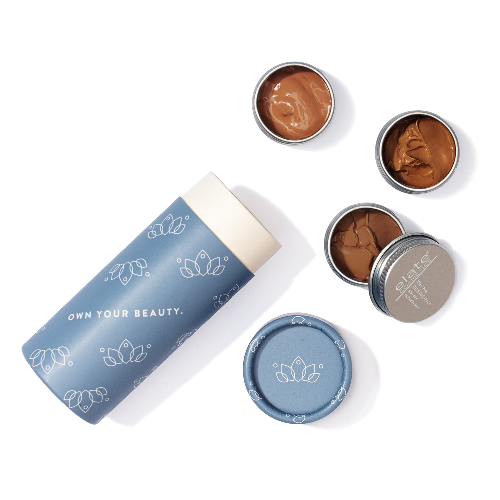 Uplift Foundation Sample Kit
