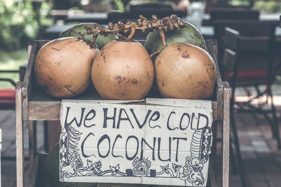 Coconuts: The New Superfood