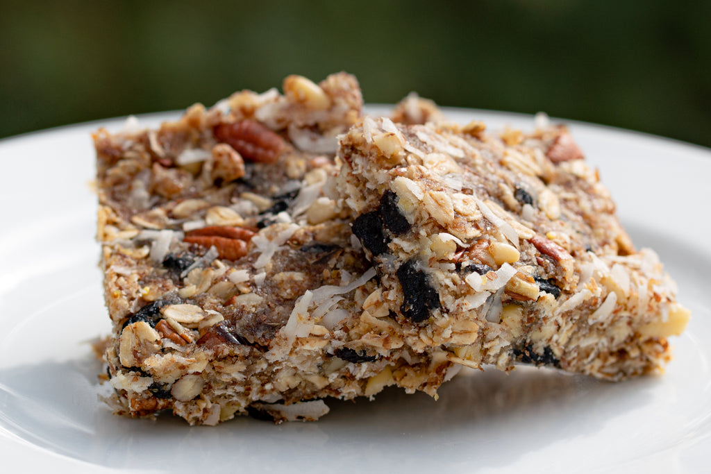 cherry energy bars