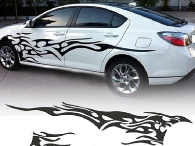 10 Benefits Of Using Vehicle Decals