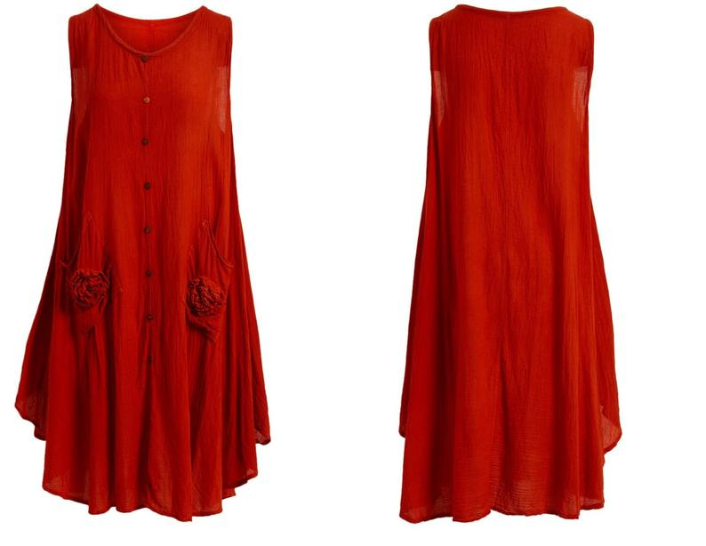 Free Spirit (Fire Flame) Women Dress