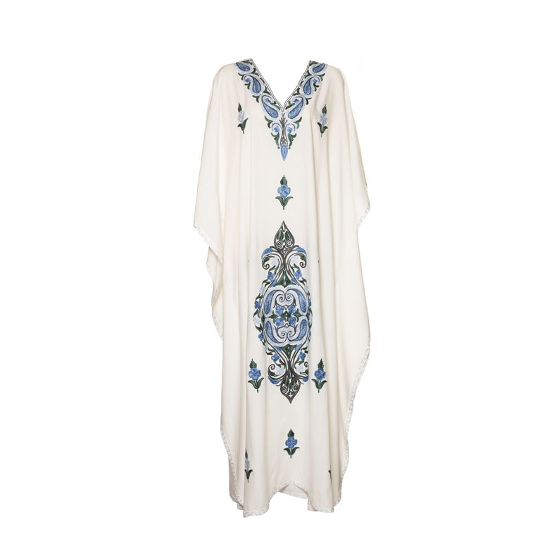 Kaftan (White Dress)