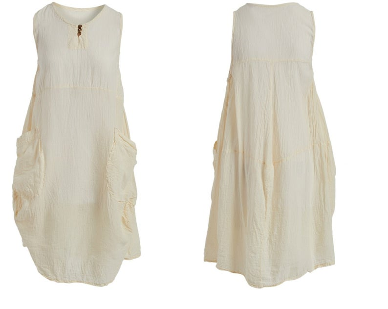 Napa (Beige) Women Dress