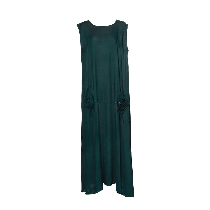 Napa (Green) Women Dress