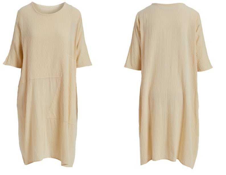 Santori (Beige) Women Dress