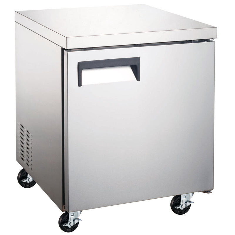 "UUC27F 27"" Undercounter Work Top Freezer - 6.3 Cu. Ft."