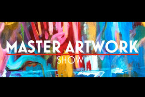 Master Artwork Show Slated for November 19th & 20th, 2021
