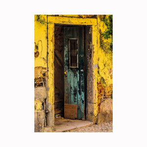 """What's Behind the Door"" by Texas artist photographer Mark Holly 