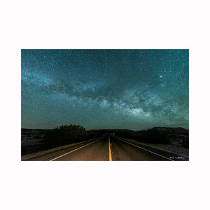"""Highway to the Stars"" by digital photographer Mark Holly 