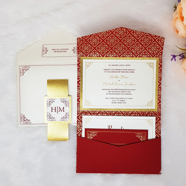 Regular Wedding Invitations