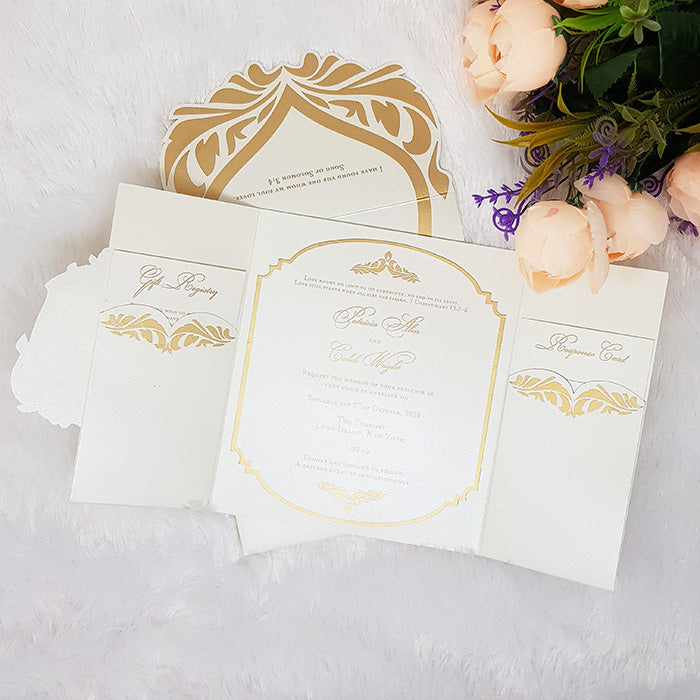 Luxury Wedding Invitations, Beautiful Wedding Invitations