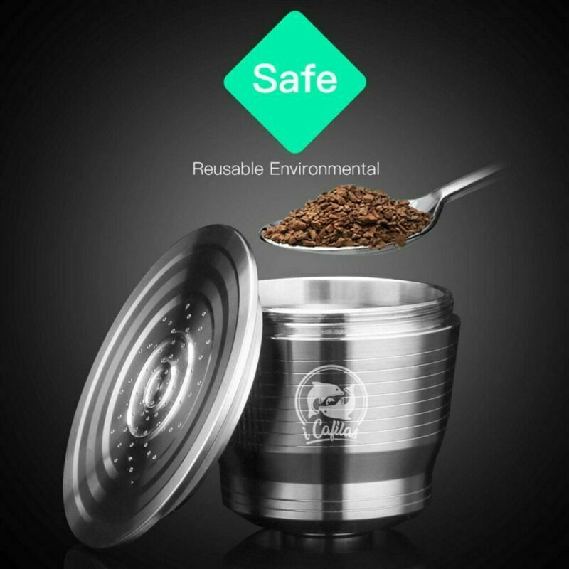 Reusable Coffee Pods for Nespresso machine