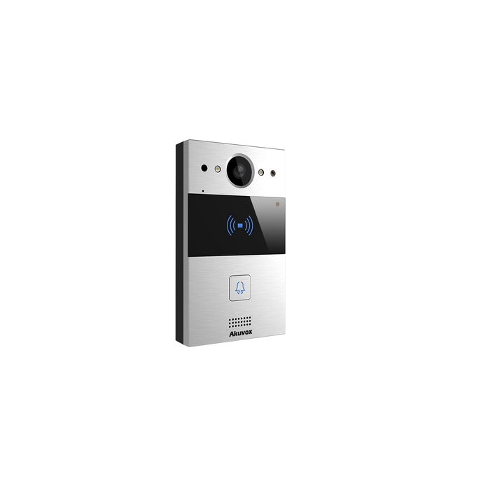 Compact card reader SIP video door phone R20A