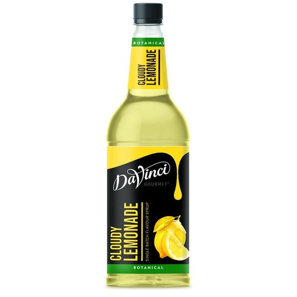 DaVinci Gourmet Botanical Cloudy Lemonade Syrup - Cool Drinks Nederland