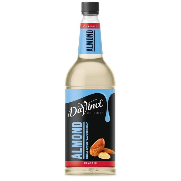 Cool Drinks - DaVinci Gourmet Classic Almond Syrup