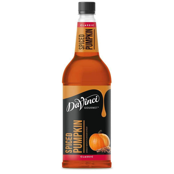 Cool Drinks - DaVinci Gourmet Classic Spiced Pumpkin Syrup