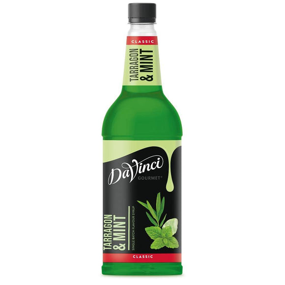 Cool Drinks - DaVinci Gourmet Classic Tarragon & Mint Syrup