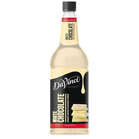 Cool Drinks - DaVinci Gourmet Classic White Chocolate Syrup