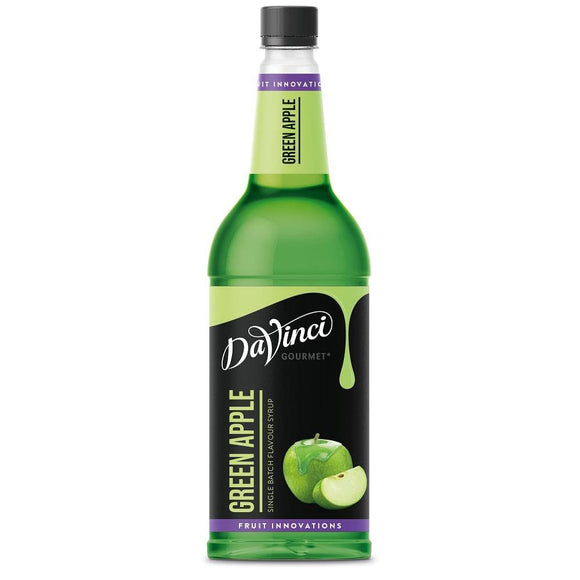 Cool Drinks - DaVinci Gourmet Fruit Innovations Green Apple Syrup
