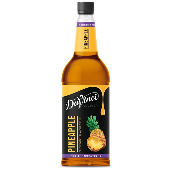 Cool Drinks - DaVinci Gourmet Fruit Innovations Pineapple Syrup