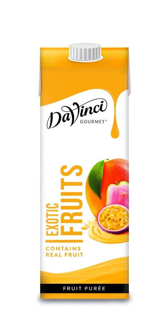 Cool Drinks - Island Oasis - DaVinci Gourmet Classic Exotic Fruit - Fruit Puree
