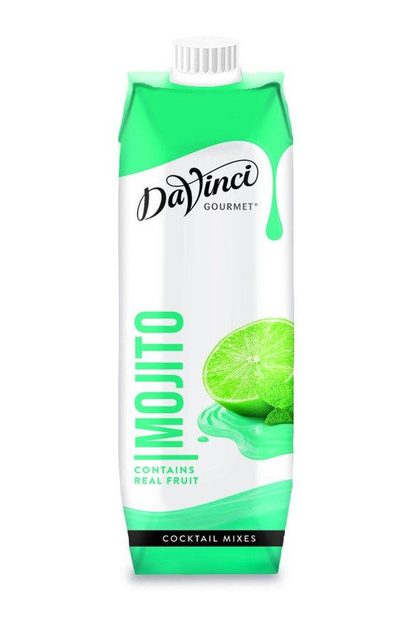 Cool Drinks - Island Oasis - DaVinci Gourmet Classic Mojito - Cocktail Mix