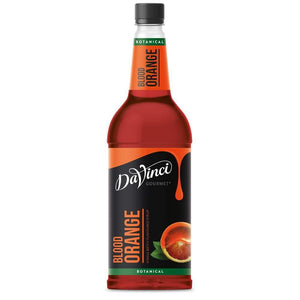 Cool Drinks - DaVinci Gourmet Botanical Blood Orange Syrup