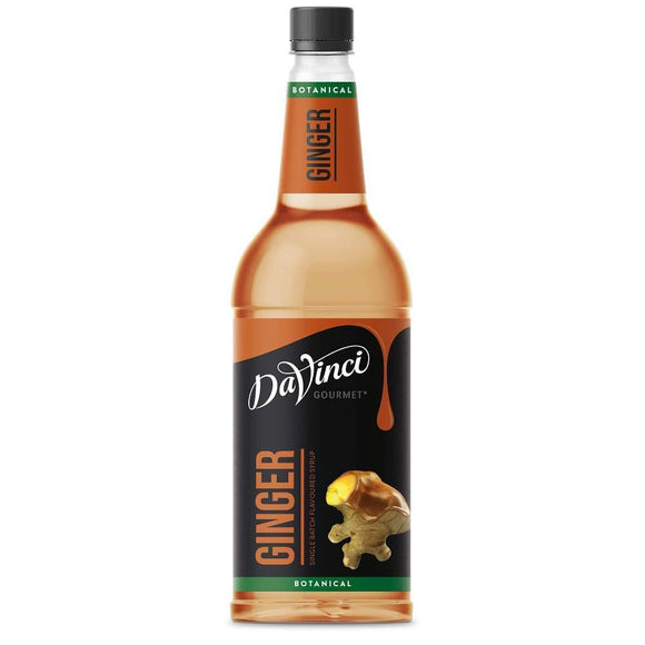 Cool Drinks - DaVinci Gourmet Botanical Ginger Syrup
