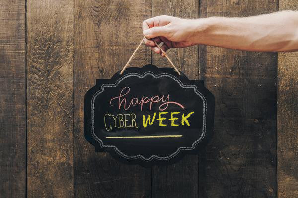 Cyber Week 2018 Wednesday's Sale!