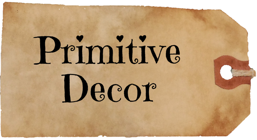 Primitive Country Decor