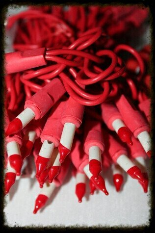 Red and White Candy Cane Lights - Especially For You Home Decor