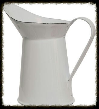 Enamelware Mini Pitcher - Especially For You Home Decor