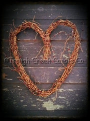 Grapevine Heart and Pip Berries